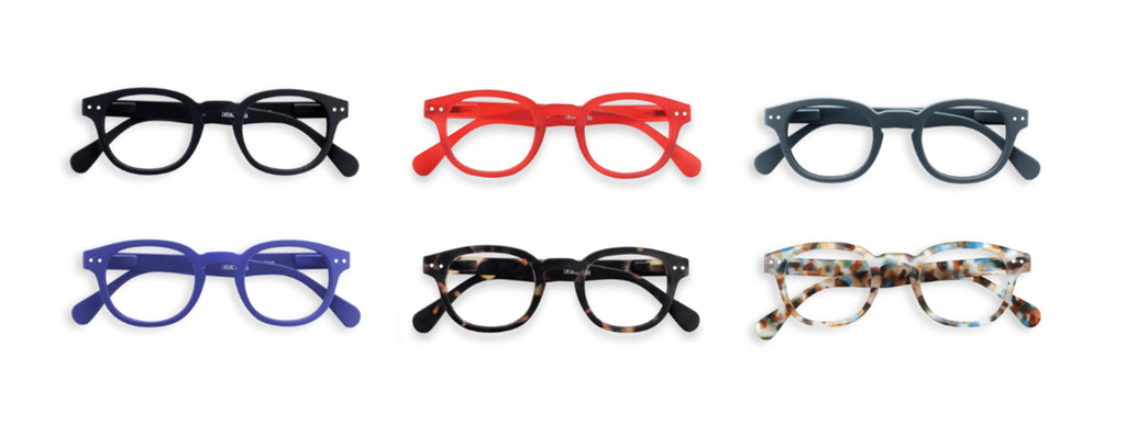 Izipizi Let Me See Reading Glasses - See Concept Style #C
