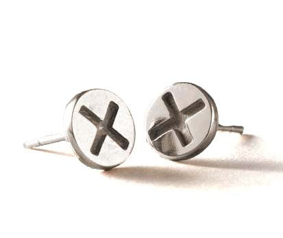 Mulxiply Screw Stud Earrings