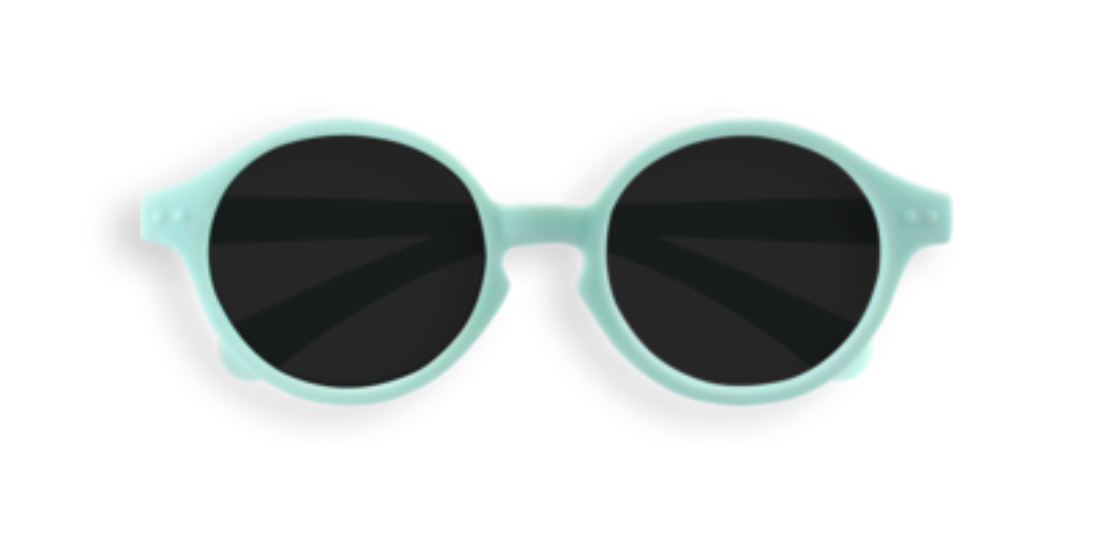 Izipizi Sun Kids Seafoam Children's Sunglasses for ages 0-12 months