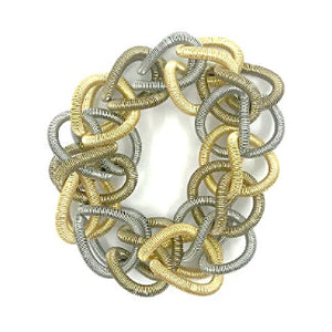 Sea Lily Chainlink Bracelet