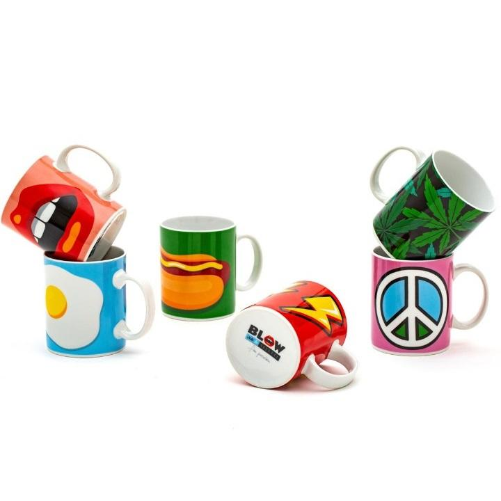 Seletti Ceramic Mugs