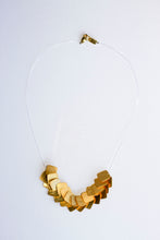 Diana Schimmel Gold Vermeil and Nylon Necklace