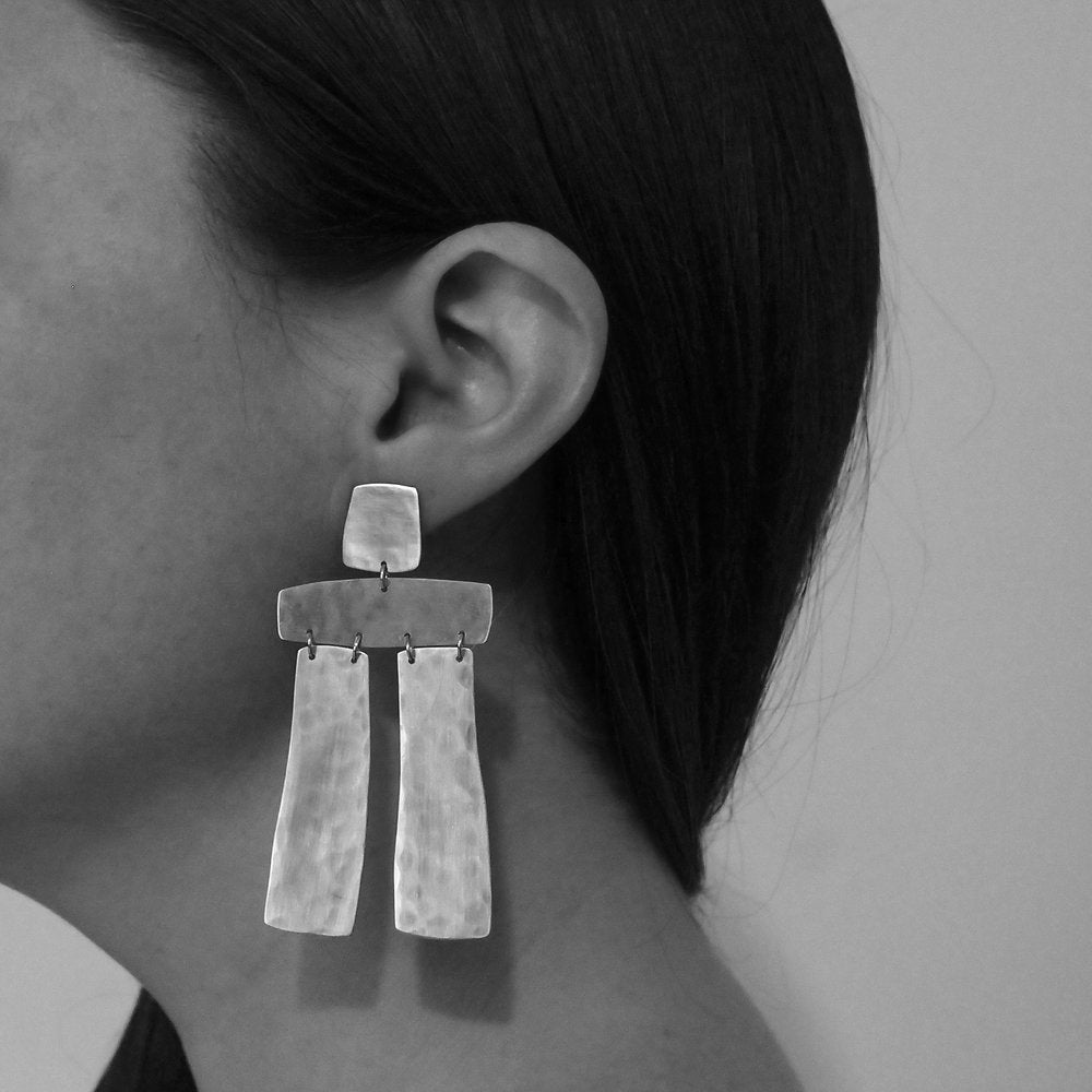 Carolyn Keys - Stonehenge Earrings