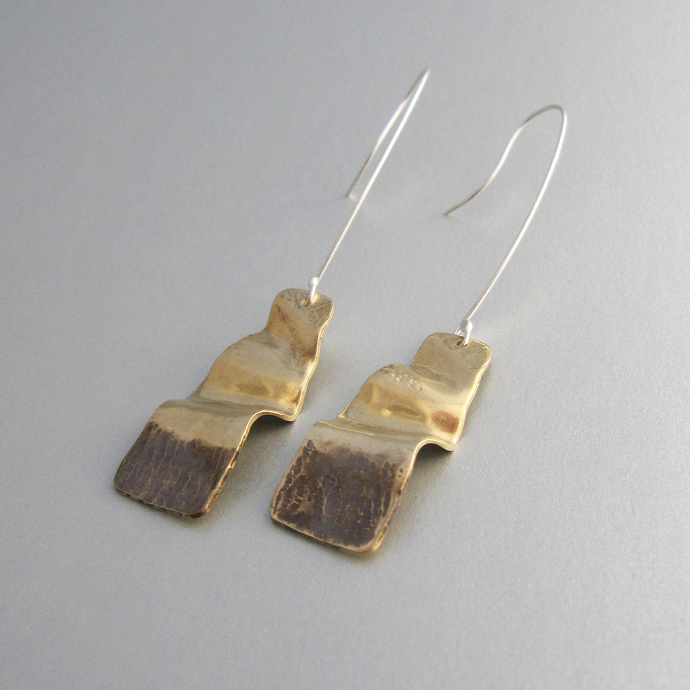 Maddalena Bearzi Terra Ondulata Earrings