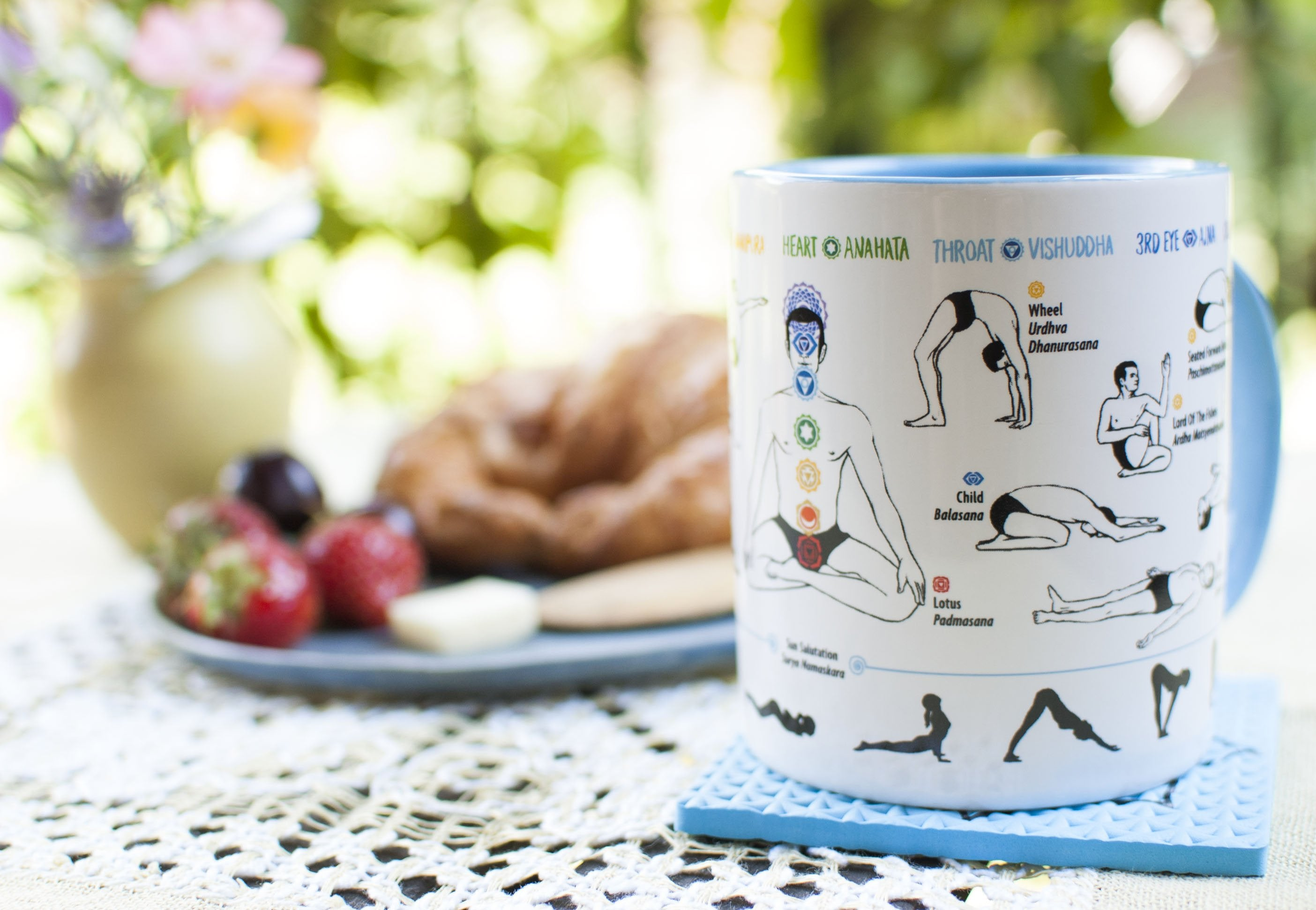 Mug - How To: Yoga
