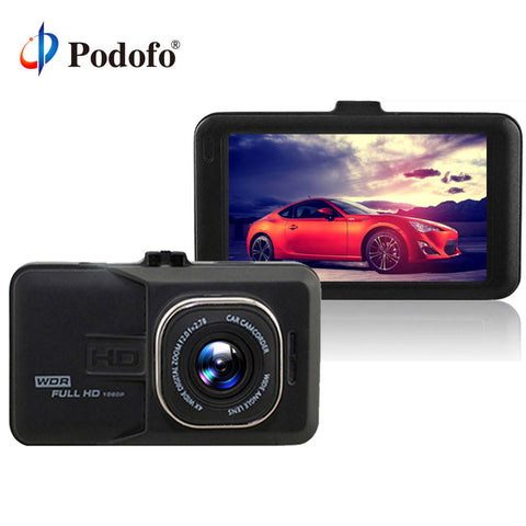 Full HD 1080p Recorder 3.0 inch Dashcam