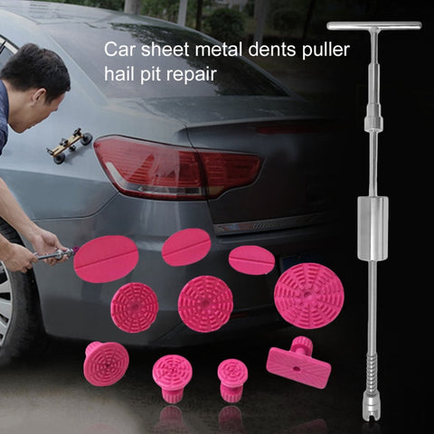 Car Dent Remover Repair Tool 10 pcs