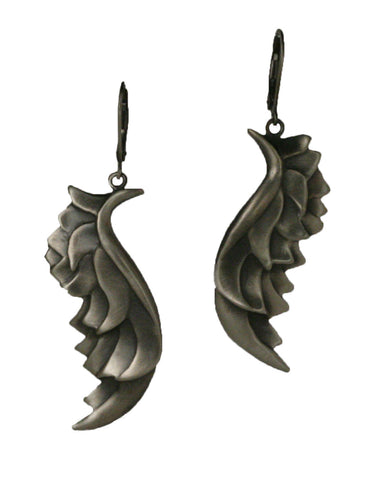 Valkyrie Wing Earrings