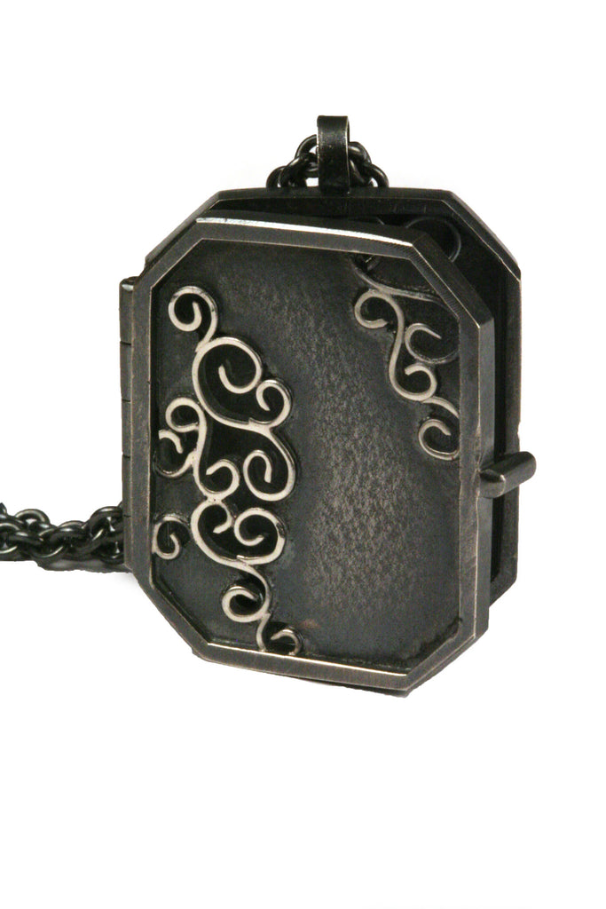 Wrought Amulet Locket