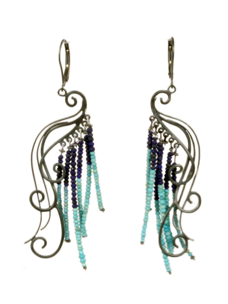 Peacock Fancy Earrings