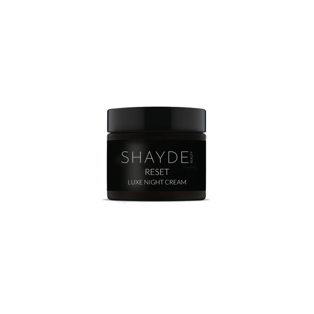 Luxe Night Cream - Shayde Beauty
