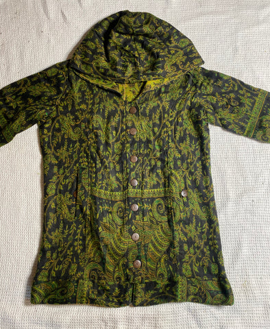 (Size Four)- Fairy Godfather Jacket-4
