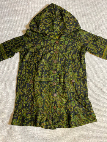 (Size Three)- Fairy Godfather Jacket-10A