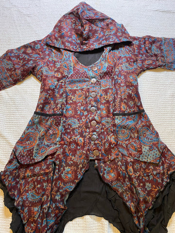 (XL)-Fairy Jacket-9B