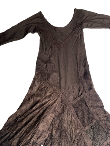 Brown Fairy Dress