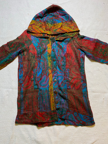 (Size Five)- Fairy Godfather Jacket-2F