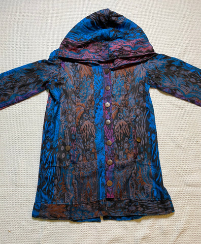 (Size Three)- Fairy Godfather Jacket-2C