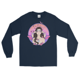 V5 Channeling Unisex Long Sleeve Shirt Featuring Original Artwork by A Sage's Creations