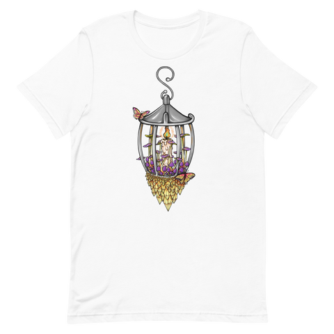 V6 Illuminate Unisex T-Shirt Featuring Original Artwork by A Sage's Creations