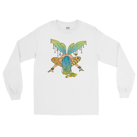 V2 Balance Unisex Long Sleeve Shirt Featuring Original Artwork by A Sage's Creations