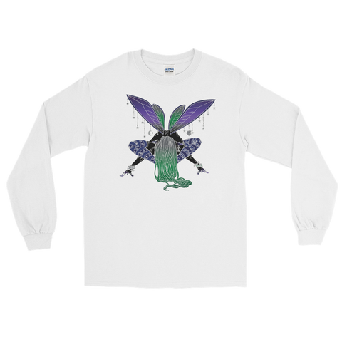 V7 Balance Long Sleeve Shirt Featuring Original Artwork by A Sage's Creations
