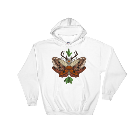 Nocturnal Deep Woods Unisex Sweatshirt
