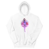 V4 Nova Unisex Sweatshirt Featuring Original Artwork by Fae Plur