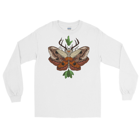 Nocturnal Deep Woods Unisex Long Sleeve T-Shirt