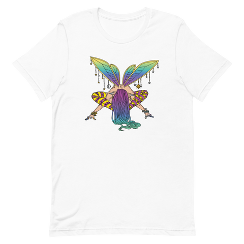 V3 Balance Unisex T-Shirt Featuring Original Artwork by A Sage's Creations