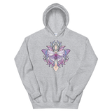 V3 Sacred Butterfly Unisex Sweatshirt Featuring Original Artwork By Abby Muench