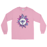 Violet Crystal Fairy Unisex Long Sleeve T-Shirt