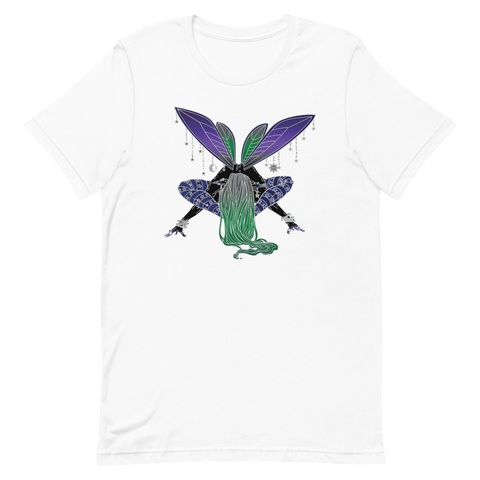 V7 Balance Unisex T-Shirt Featuring Original Artwork by A Sage's Creations