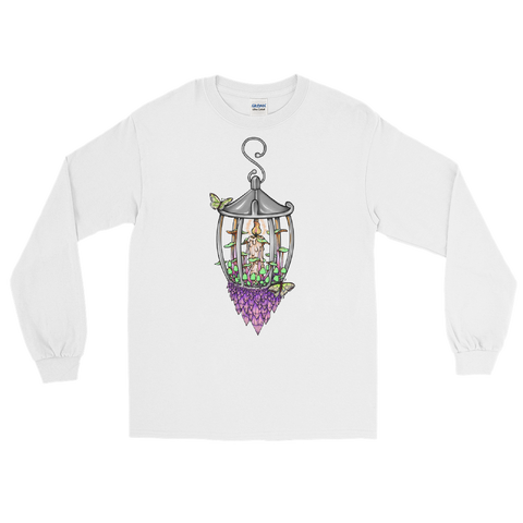 V8 Illuminate Unisex Long Sleeve Shirt Featuring Original Artwork by A Sage's Creations