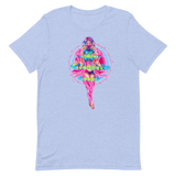 V1 Nova Unisex T-Shirt Featuring Original Artwork by Fae Plur
