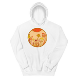 Autumn Fairy Garden Unisex Sweatshirt