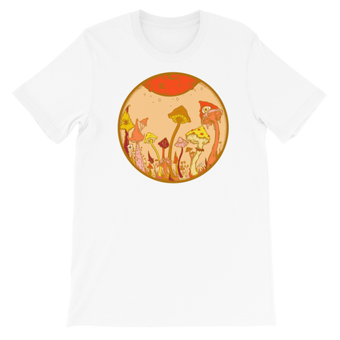 Autumn Fairy Garden Unisex T-Shirt