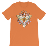 V1 Sacred Butterfly Unisex T-Shirt Featuring Original Artwork By Abby Muench