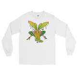 V4 Unisex Long Sleeve Shirt Featuring Original Artwork by A Sage's Creations