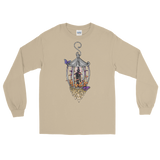 V4 Illuminate Unisex Long Sleeve Shirt Featuring Original Artwork by A Sage's Creations