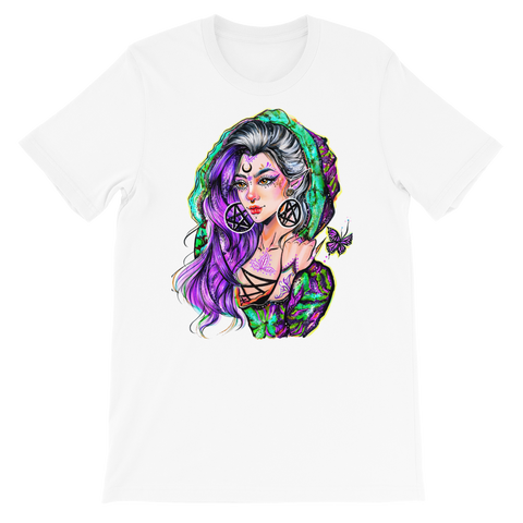 V.2 Sapere Aude Unisex T-Shirt Featuring Original Artwork By Chamandahy
