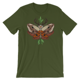 Nocturnal Deep Woods Unisex T-shirt