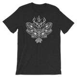 Nocturnal Midnight White Unisex T-Shirt