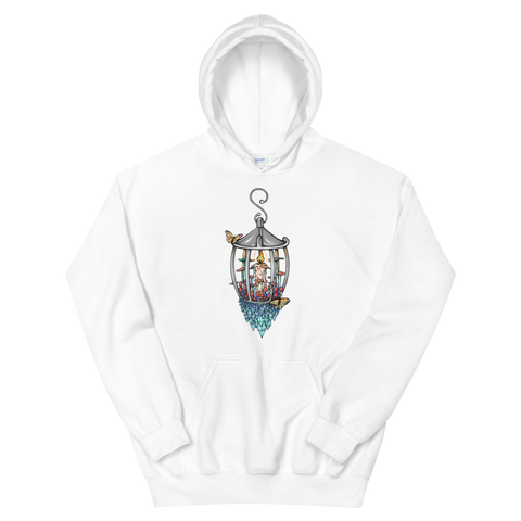 V5 Illuminate Unisex Sweatshirt Featuring Original Artwork by A Sage's Creations