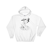 B&W Moon Child Unisex Sweatshirt