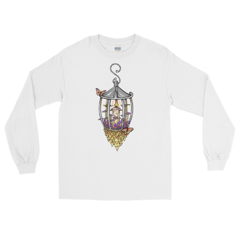 V6 Illuminate Unisex Long Sleeve Shirt Featuring Original Artwork by A Sage's Creations
