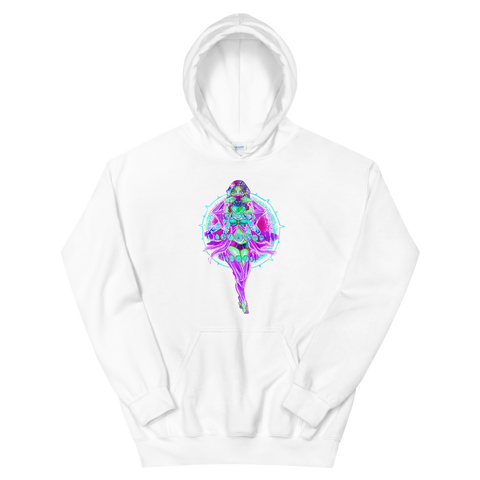 V5 Nova Unisex Sweatshirt Featuring Original Artwork by Fae Plur