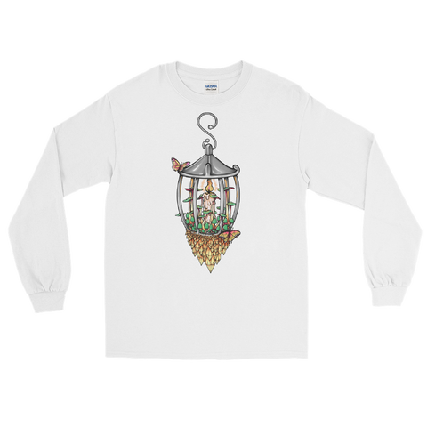 V7 Illuminate Unisex Long Sleeve Shirt Featuring Original Artwork by A Sage's Creations