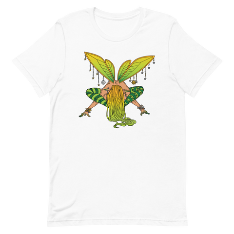 V4 Balance Unisex T-Shirt Featuring Original Artwork by A Sage's Creations