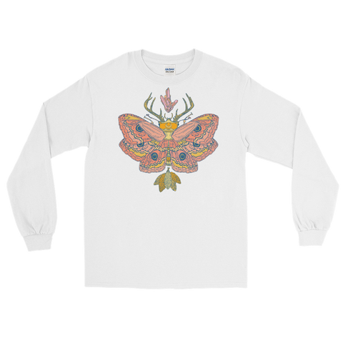Nocturnal Golden Dawn Long Sleeve Unisex T-Shirt