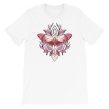 V2 Sacred Butterfly Unisex T-Shirt Featuring Original Artwork By Abby Muench